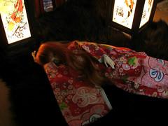 16 (Hamster_Ok) Tags: red girl japanese melissa kimono bjd souldoll bjddoll yeonbee