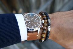DSC06101 (barrybear21) Tags: leather vintage omega replacement tudor 20mm 24mm rolex heuer aftermarket watchband 22mm watchstrap bellandross bandrbands