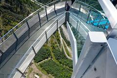 it´s a long way down there (blatnik_michael) Tags: mountain fuji dam malta kärnten carinthia fujinon staudamm kölnbreinsperre xc1650