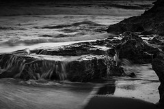 Slowly Over the Rocks (Leanne Cole) Tags: beach sand nikon rocks waves photographer photos parks australia blurred images victoria environment sorrento nationalparks fineartphotography slowmotion backbeach wavescrashing parksvictoria environmentalphotography fineartphotographer nikond800 environmentalphotographer leannecole leannecolephotography