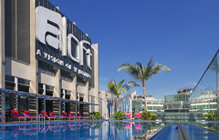 Splash Pool (Aloft Kuala Lumpur Sentral) Tags: pool hotel swimmingpool malaysia kualalumpur poolside kl spg aloft hotelpool starwood splashpool starwoodresorts starwoodhotels aloftkls