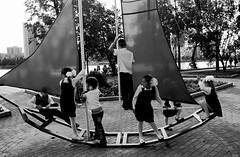 (Poteryaev Sergey) Tags: street school autumn people bw lake art students river children photography boat blackwhite ship russia streetphotography photojournalism documentary daily russian ekaterinburg bwphotography rusia dinamo photoessay      1september  documentaryphotography        sergeypoteryaev