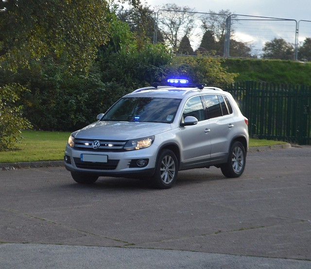 volkswagen fire vehicle officer tiguan nfrs