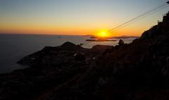 Coucher de soleil sur Dubrovnik (b-noy) Tags: sunset car croatia cable dubrovnik coucherdesoleil croatie funiculaire tlphrique