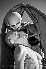 Kiss of the death (RottenStagg) Tags: death second