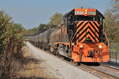 WE643, Southview, Pa (W&LE45) Tags: railroad train railway trains rook westland sd402 tankcars sd40 sd403 wle rookyard wheelinglakeerie wheelinglakeerierailway rooksubdivision westlandbranch