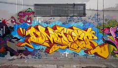DMOTER (otherthings) Tags: sanfrancisco pink allison graffiti panther pinkpanther revok sever reyes jurne dmoter