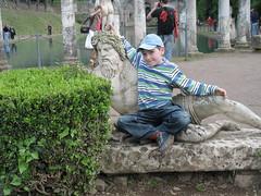 Villa Adriana 2 (svlsrg) Tags: tivoli luca curiosit sedere chiappe canopo natiche svlsrg