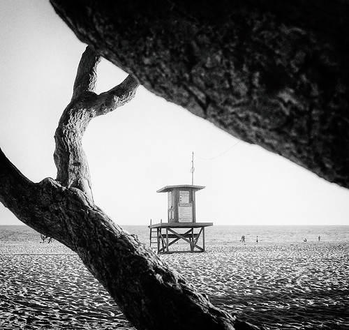 Watch tower at The Wedge