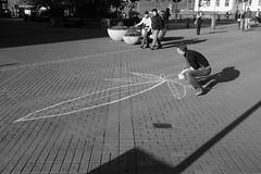 Chalk (superherb) Tags: blackandwhite iceland fuji drawing reykjavik pot marijuana x100s
