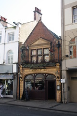 The Grapes (lazy south's travels) Tags: city uk england urban building architecture bar pub inn britain centre oxford oxfordshire