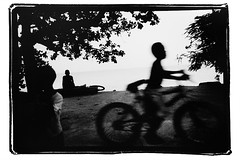(Carlos.Cordoba) Tags: leica white black blanco analog canon photography colombia y kodak trix negro documentary f1 400 m3 perla isla ilford fotografa documental fuerte anloga