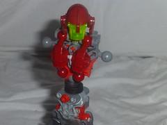 Red W.I.P #1, need name (saintsorigins) Tags: bionicle