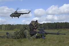 Canadian Army (World Armies) Tags: infantry easterneurope nato multinational natoreassurance14 natolandtask14 landelement opreassurance14