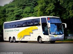 Empresa Cruz 87818 (cborges.k113) Tags: bus buses mercedes benz o cruz brazilian 500 paulo nibus so jum rsd empresa buss 380 ibitinga busscar