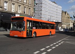 YorkshireTiger-663 (2) # (tinies) Tags: buses evolution 663 westyorkshire huddersfield mcv vdl yj60gfv yorkshiretiger