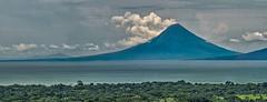 Ometepe Island (Jarib) Tags: lake clouds lago island volcano nubes nicaragua isla ometepe volcan