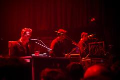 QOTSA @ La Trastienda Montevideo (M0nk_D1s3gno) Tags: show home rock stone live josh queens age stoner qotsa