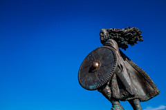 Harald Fairhair (3) (Sten Dueland) Tags: norway hafrsfjord king vikings viking harald haugesund fairhair avaldsnes hrfagre hairfaire