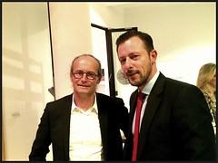 Claude Turmes & Louis Lang