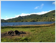 Loch Achray (Ben.Allison36) Tags: park tree forest landscape drive three woods scenery elizabeth queen national loch trossachs lochs lochan drunkie achray reidhte