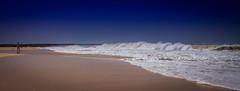 plage (Laurent Hutinet) Tags: eau sable bleu plage autofocus eos550d rainbowofnature