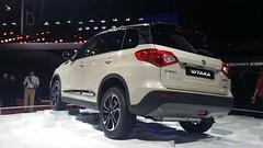 Suzuki Vitara (trasera)