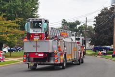 Hamilton Township Fire District 3 Truck 13 (Triborough) Ta