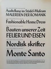 Fette Stahl (frankrolf) Tags: type:designer=hanskühne type:foundry=klingspor type:face=fettestahl type:face=stahl