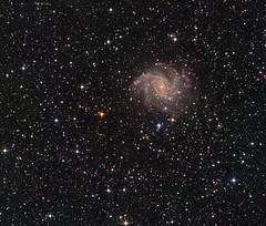 Caldwell 12, NGC6946, Arp29, The Fireworks Galaxy (drdavies07) Tags: ngc6946 fireworksgalaxy caldwell12 arp29