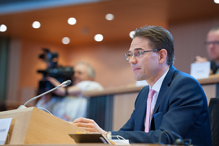 Hearings of candidate commissioners: Jyrki Kaitainen under scrutiny at the European Parliament