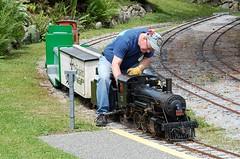Breakdown @Burnaby Central Railway (Spallumcheen) Tags: model bc steam burnaby locos