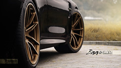 BMW f82 m4 HRE wheels p104 (BaanVelgen) Tags: wheels springs bmw hr m4 stance lowering hre f82 p104