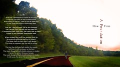 How Firm A Foundation (John 9:25) Tags: world saved life light love broken church rock flesh truth worship king christ heart god faith father jesus son grace christian bible priest christianity wisdom creator inspirational suffering hymn prophet gospel biblical praise redeemer behold eternal savior sins scriptures goodnews evangelism prophecy proclamation theway everlasting counseling discipleship reformation counsel provider sanctification gracealone scripturealone christalone john925 faithalone inerrand johnninetwentyfive godsgloryalone