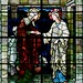 Winchester Cathedral, Burne Jones, The Visitation