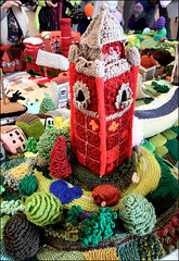 Briswool III (Canis Major) Tags: bristol exhibition knitted cabottower woolen mshed briswool