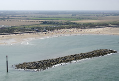 Sea Palling reef (John D F) Tags: beach coast norfolk aerial northsea eastanglia seapalling