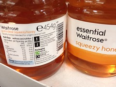 "Waitrose are the next offenders of the shameful ""blend of EU and non EU honey"""