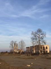 Abandoned Mosque (Alexanyan) Tags: ակնա akna city ruin abandoned war mosque azeri muslim nkr nagorno karabakh artsakh արցախի հանրապետություն agdam armenian caucasia minaret armenia нагорнокарабахская республика լեռնային ղարաբաղ górski karabach
