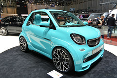 DSC_0262_DxO (Pán Marek - 583.sk) Tags: genéve geneva motorshow palexpo smart brabus ultimate 125 fortwo for two for2