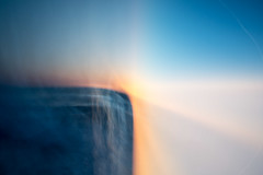 Sky & Sea (jawsnap.photo) Tags: abstract beach dusk ocean pier quadrant santamonica sunset project365 wwwjawsnapnet jawsnap