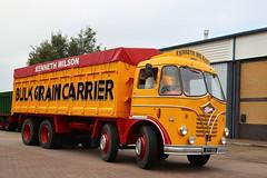 IMG_8688_1_1 (Frank Hilton.) Tags: classic truck lorry eight wheel maudsley aec atkinson albion leyalnd bristol austin outside heavy haulage crane 8 axle