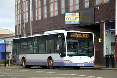 64007 LT02NUE First Scotland East (busmanscotland) Tags: 64007 lt02nue first scotland east lt02 nue mb mercedesbenz citaro o530 capital ec2007