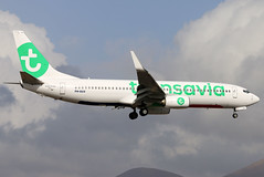 PH-GUV (GH@BHD) Tags: phguv boeing 737 737800 b737 b738 hv tra transaviaairlines ace gcrr arrecifeairport arrecife lanzarote airliner aircraft aviation
