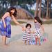 Brian, Meera & Family