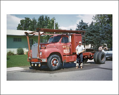 Vehicle Collection (7811) - Mack (Steve Given) Tags: workingvehicle automobile truck lorry mack 1950s colorado