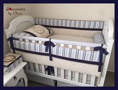 berço (Joanninha by Chris) Tags: handmade feitoamão enxovalbebe enxovalmenino patchwork baby bebê beddingsetsbaby protetoresdeberço origami artesanato ursinho