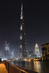 Burj Khalifa (Ashmalikphotography) Tags: khalifa burjkhalifa dubai dxb visitdubai nightphotography shotoftheday downtowndubai dubaimall fountainshow
