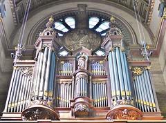 28.03.2017 - Amsterdam, basilique Saint-Nicolas (101) (maryvalem) Tags: hollande amsterdam basilique saintnicolas alem lemétayer lemétayeralain orgues