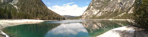 Pragser Wildsee/ Laco di Braies